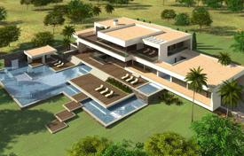 Prestigious Plot with approved Project for Contemporary Villa, Vilamoura for 1,600,000 $