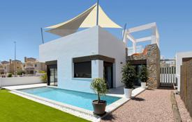 Houses with pools from developers for sale in Campoamor. MODERN VILLA IN CAMPOAMOR