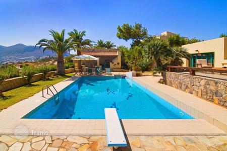 Residential to rent in Crete. Villa – Chersonisos, Crete, Greece