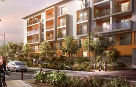Cheap new homes for sale in Côte d'Azur (French Riviera). Light apartment in a new residential complex in Frejus on the Cote d'-Azur