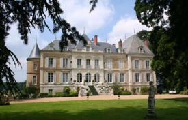 Luxury chateaux for sale in France. Castle – Tours, Center, France