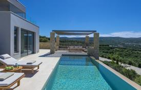Villas and houses for rent with swimming pools in Chania. Villa – Chania, Crete, Greece
