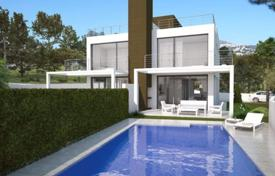 Residential for sale in Benimeit. 3 bedroom new semi-detached villa with private pool and garden in Moraira