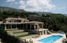Comfortable villa with two terraces, a pool and sea views, Becici, Budva, Montenegro for 4,000,000 €