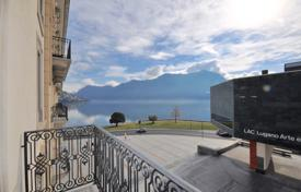Luxury 3 bedroom apartments for sale in Central Europe. New home – Lugano, Ticino, Switzerland