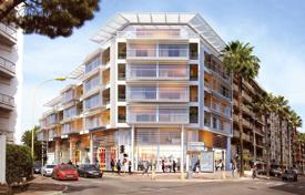 New homes for sale in Cagnes-sur-Mer. Designed apartment in a new residence in Cagnes sur Mer, Côte d'Azur, France