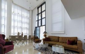 Modern duplex-apartment with a terrace and sea views in a bright residence, Netanya, Israel for $1,685,000