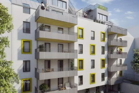 Apartments for sale in Margareten. Modern apartment in a new building in the 5th district of Vienna, Austria