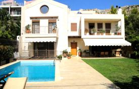 5 bedroom houses by the sea for sale in Attica. Villa – Saronida, Attica, Greece