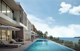 New homes for sale in Thailand. Luxury apartment with access to the pool in a residential complex with hotel service, Patong, Phuket, Thailand. High rental potential!
