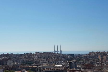 Penthouses for sale in Barcelona. Fantastic penthouse with a lovely terrace of 55m for sale in Badalona