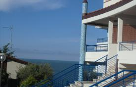 Cheap property for sale in San Vito Chietino. Duplex apartment with terrace and sea view in a new residence with private access to the beach, near the center of San Vito Chietino, Italy