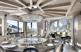 Luxury 4 bedroom houses for sale in Auvergne-Rhône-Alpes. Modern chalet with a terrace and a SPA-complex, in the heart of the resort village, next to the ski slopes, Tignes, France
