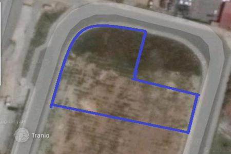 Land for sale in Strovolos. 1661m² plots- Two commercial and one Residential — Stavrou