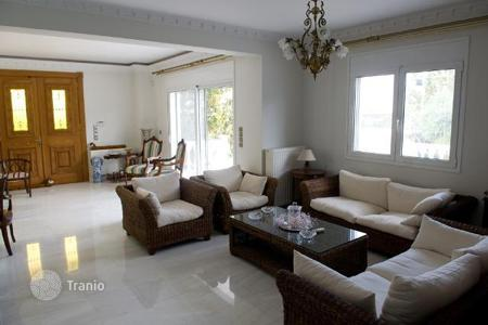 Coastal residential for sale in Peloponnese. Villa in Corinthia, Greece. Garden, swimming pool, sea view