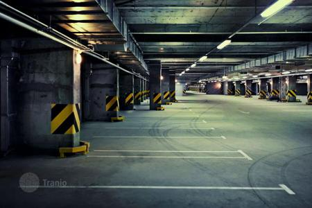 Car parks for sale in Catalonia. Underground parking in Barcelona with a 5% yield