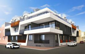 3 bedroom apartments for sale in Valencia. Apartment in a new residential complex on the beach in Torrevieja
