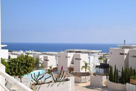 Townhouses for sale in Famagusta. Three Bedroom Semi Detached House with Sea Views in Cape Greco