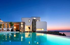 4 bedroom houses by the sea for sale in Mikonos. Villa – Mikonos, Aegean Isles, Greece