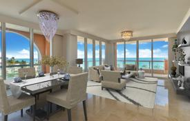 Elite residence with ocean views in a premium condominium in Sunny Isles Beach, Florida, USA for 2,700,000 $