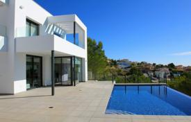Houses for sale in Cumbre. New build villas of 3 bedrooms in Benitachell