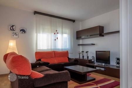 Cheap residential for sale in Barcelona. Two-storey townhouse with a private balcony and a spacious terrace, Olesa De Bonesvalls, Barcelona, Spain