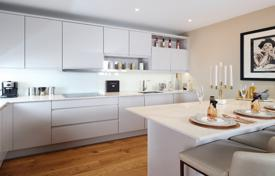 Property for sale in Western Europe. New one-bedroom apartment with a balcony in Edgware area, London, United Kingdom