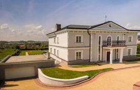 Luxury 4 bedroom houses for sale in Central Europe. Villa – Dolní Brežany, Central Bohemia, Czech Republic
