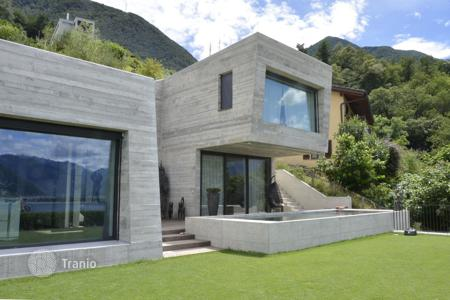 Houses with pools for sale in Central Europe. Villa – Gambarogno, Ticino, Switzerland