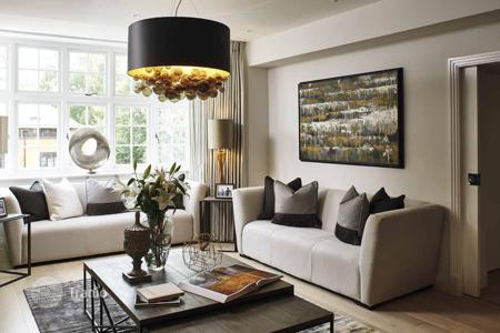 Apartments for sale in the United Kingdom. New apartments in London, Great Britain. Residence with a concierge and landscaped gardens, close to the metro