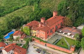 Castle – Saluzzo, Piedmont, Italy. Price on request