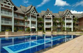 One-bedroom apartments for sale in Phuket, Thailand — the most landscaped area of the island, within walking distance to the beach for $186,000