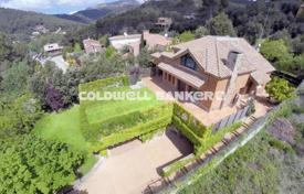 Houses and villas for sale in Barcelona. Villa – Matadepera, Catalonia, Spain