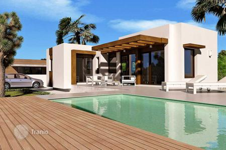 Houses with pools for sale in Denia. Detached villas in El Verger, Denia