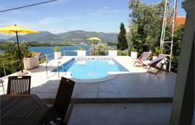 5 bedroom houses for sale in Tivat (city). Modern villa 150 meters from the beach, on the peninsula Lustica, in the village of Krtole