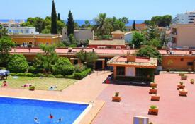 Apartments with pools for sale in Portals Nous. Renovated apartment with a terrace and a sea view, Son Caliu, Spain