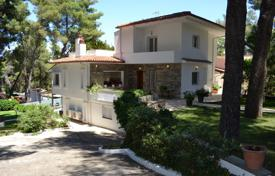 Luxury houses for sale in Chalkidiki (Halkidiki). Villa – Sane, Administration of Macedonia and Thrace, Greece
