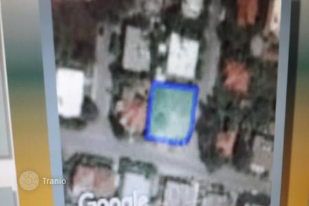 Development land for sale in Egkomi. 586m² Residential Plot in Agios Dometios