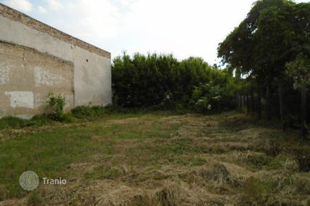 Land for sale in District XV. Development land – District XV, Budapest, Hungary