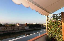 Four-room apartment with a view of the river, Pisa, Tuscany, Italy for 550,000 €