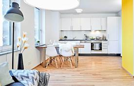 Residential for sale in Bavaria. Two-bedroom apartment in a new condominium, Nurenberg, Germany. Yield of 4.1%.