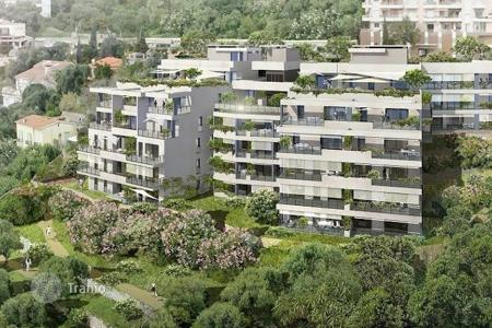 Cheap new homes for sale in Beausoleil. Luxury apartment in a new residential complex near Monaco in Beausoleil, Côte d'Azur, France