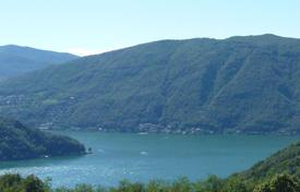 Development land for sale in Central Europe. Development land – Rovio, Ticino, Switzerland