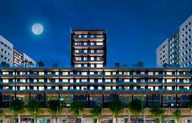 Residential for sale in Catalonia. New five-room apartment in an elite residential complex on the second line of the sea in Badalona, a suburb of Barcelona