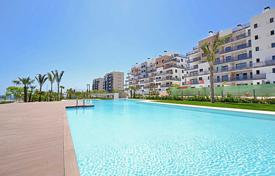 Cheap residential for sale in Mil Palmeras. Modern design apartments very close to the beach in Mil Palmeras