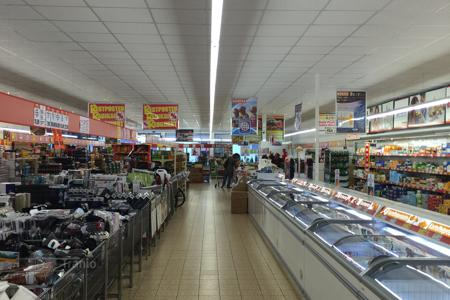Retail property for sale in Bavaria. Supermarket in Bavaria with a 6,8% yield
