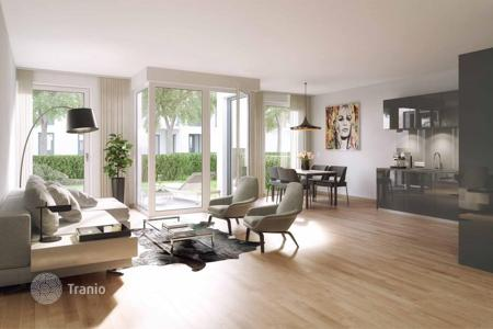 1 bedroom apartments for sale in Munich. One bedroom apartment with terrace in new building in Ramersdorf-Perlach district, Munich