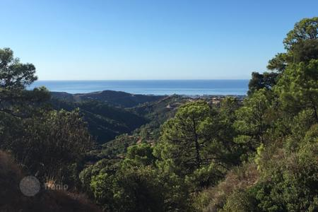 Land for sale in Benahavis. Plot for sale in Monte Mayor, Benahavis