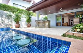 4 bedroom villas and houses by the sea to rent in Surat Thani. Plai Laem Pool Villa