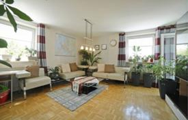 3 bedroom apartments for sale in Bavaria. Renovated apartment with a loggia, in a residence with a garden and a parking, in Bogenhausen district, Munich, Germany